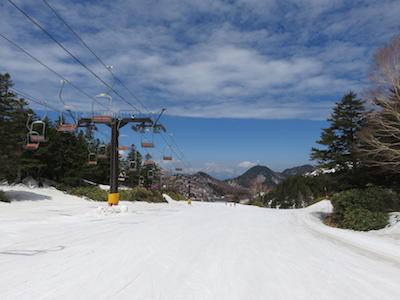 11横手山渋峠スキー場