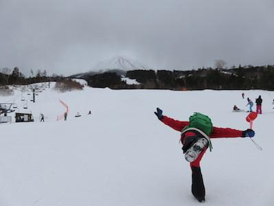 1スノーボードチャオ御岳