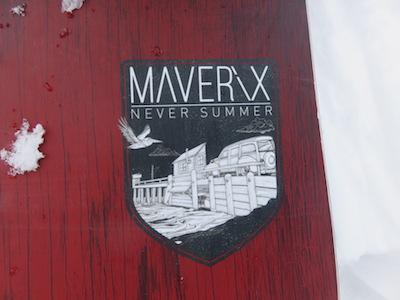 1NEVER SUMMER MAVERiX