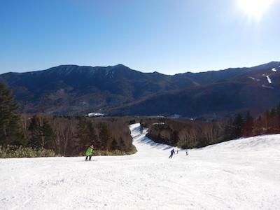 13焼額山スキー場