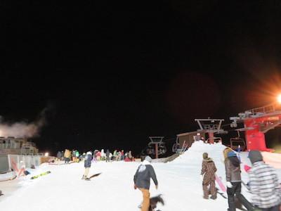 スノーボード、イエティ4