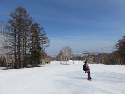 7スノーボード野沢温泉