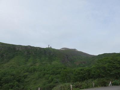 5 百名山那須岳