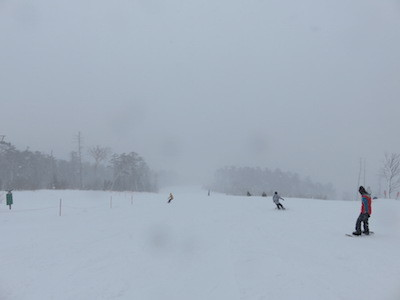 20スノーボードチャオ御岳