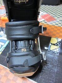 ブーツ固定1