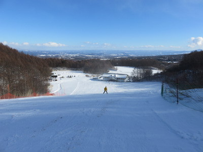 11スノーボード八幡平リゾート