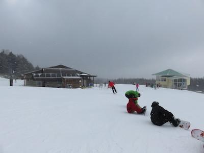 6スノーボード開田高原マイア