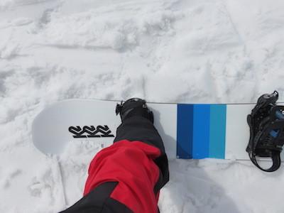 4スノーボードK2 BOTTLE ROCKET