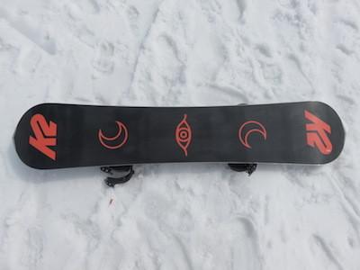 3スノーボードK2 HAPPYHOUR
