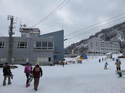 21スノーボード湯沢高原