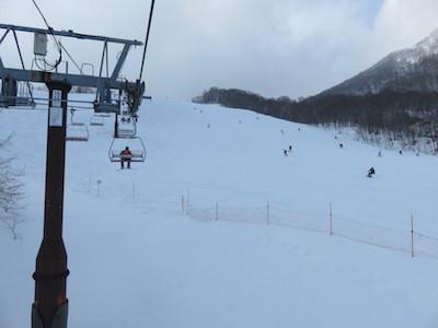 11スノーボード栂池高原