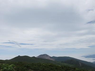25百名山那須岳