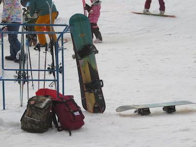 スノーボードかぐら