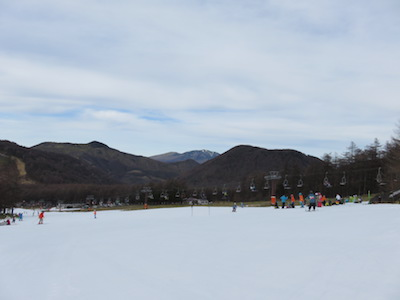 湯の丸スキー場12