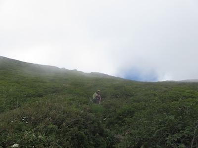 鳥海山15