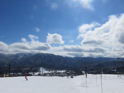 7スノーボード栂池高原