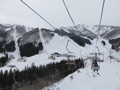 神立高原スキー場8