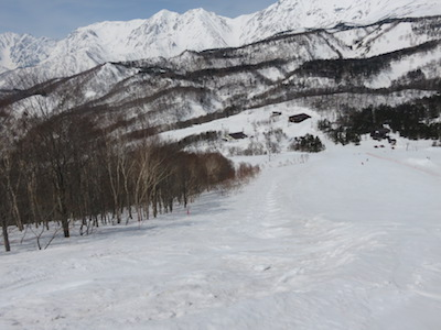 16栂池高原スキー場10