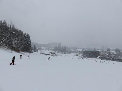 6スノーボード湯沢中里