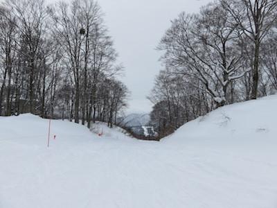 14スノーボード湯沢高原