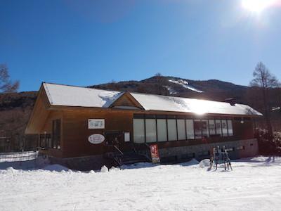 23焼額山スキー場
