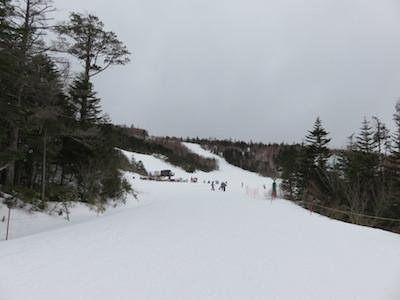 10スノーボードチャオ御岳