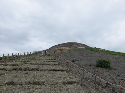 8 百名山那須岳