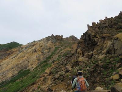 11 百名山那須岳