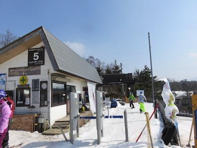 35スノーボード菅平