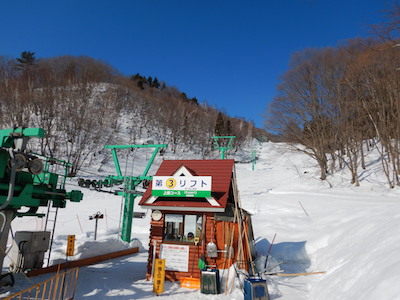 22 水上高原藤原スキー場