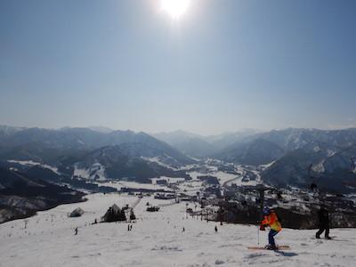 12岩原スキー場