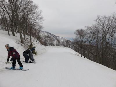 野沢温泉スキー場【試乗会】15