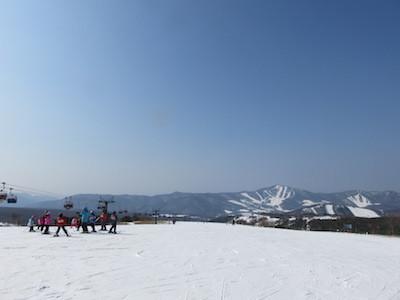 21スノーボード菅平