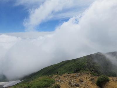 鳥海山26