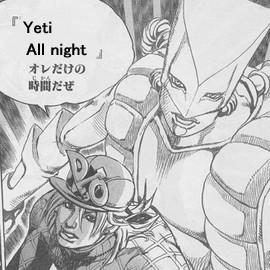 Yeti-All-night