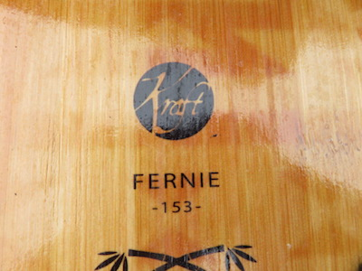 1Kraft FERNIE 153