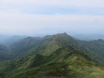 15武尊山
