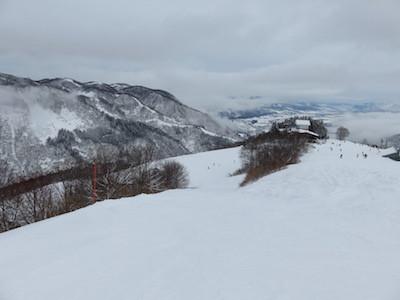 17スノーボード湯沢高原
