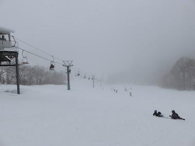 5スノーボード湯沢中里