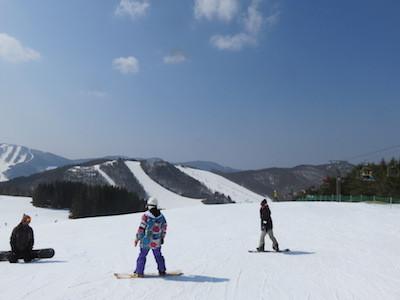 30スノーボード菅平