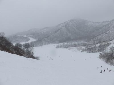 10スノーボード湯沢中里
