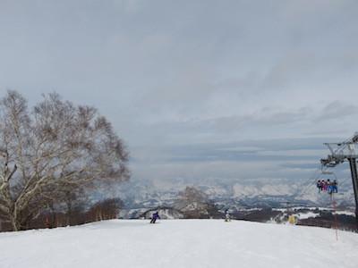 野沢温泉スキー場【試乗会】9