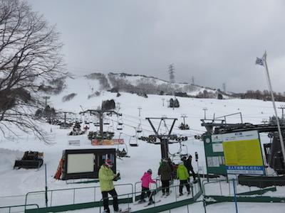 苗場スキー場 8