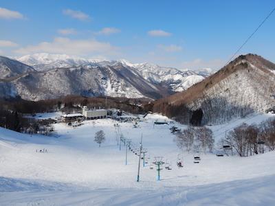 11 水上高原藤原スキー場
