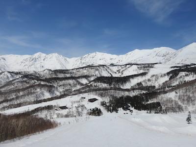 16栂池高原スキー場9