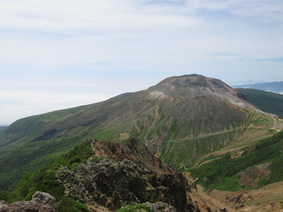 15 百名山那須岳