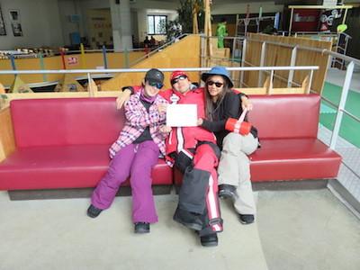 12スノーボード白馬五竜