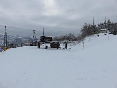 12スノーボード湯沢高原