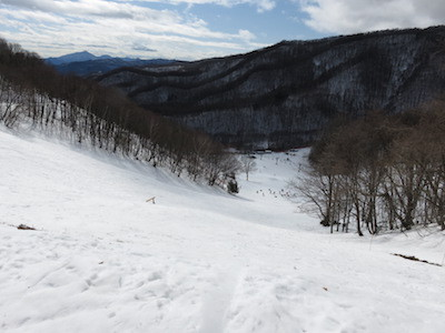 21スノーボードほたか牧場