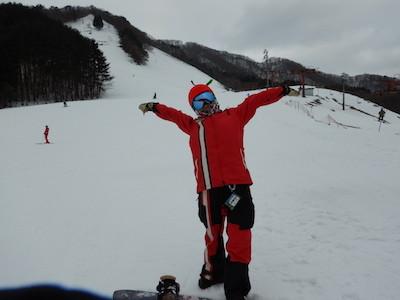 1大穴スキー場